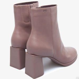 Camper Lea Violet Heeled Boot 36